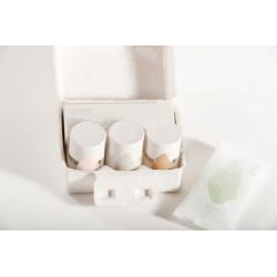 Boîte type Eggbox avec produits OSME